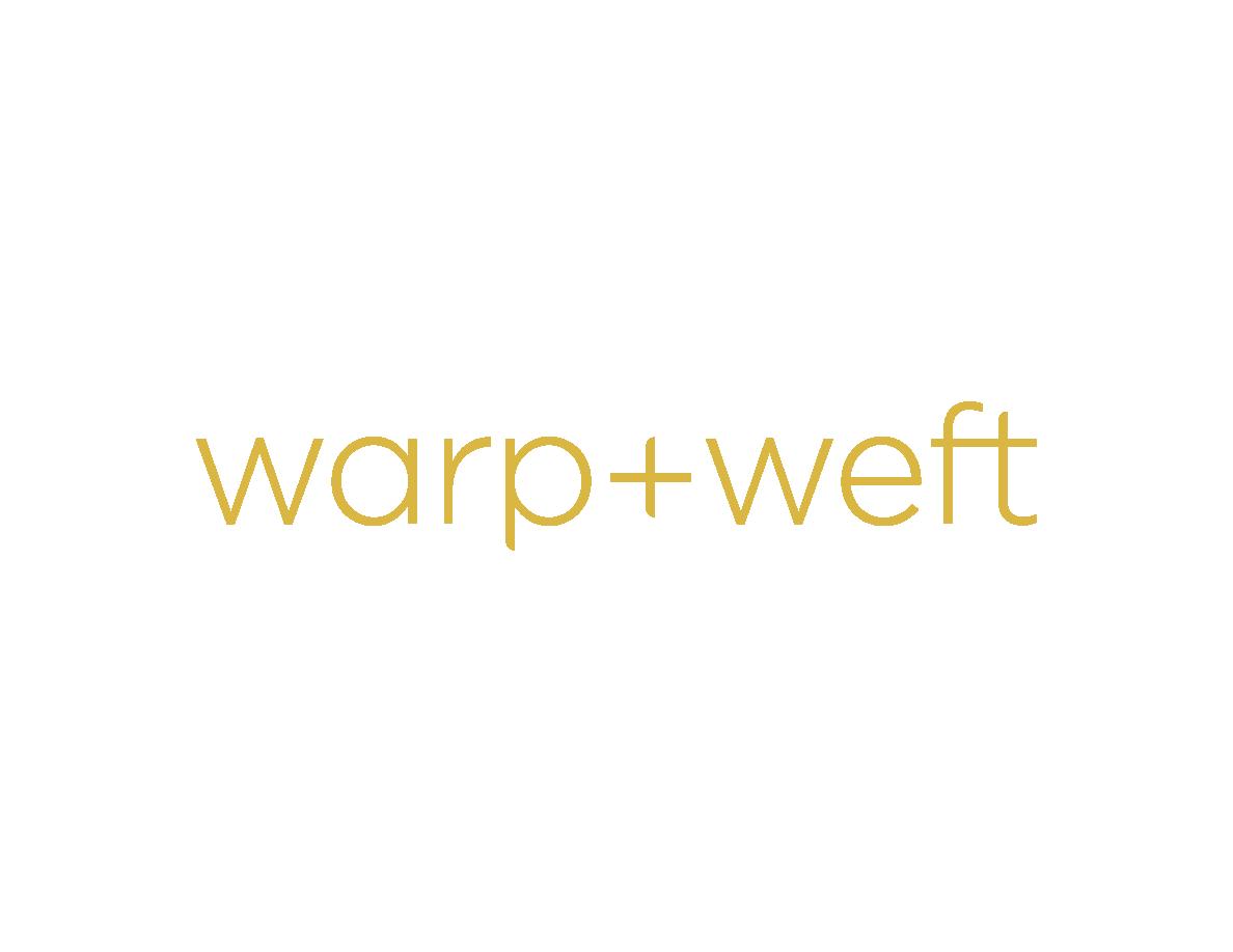 Warp + Weft Logo