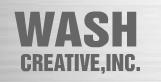 Wash Creative Logo