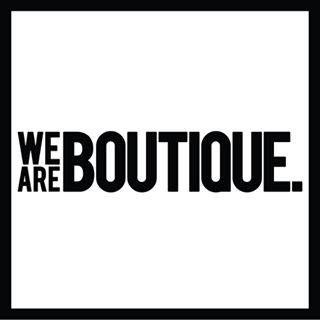 We Are Boutique Logo