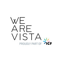 We are Vista  Logo