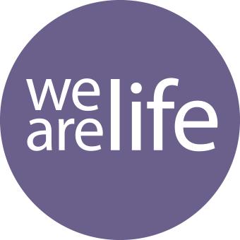 We Are Life Design Logo