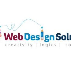 Web Design Solution Logo