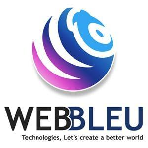 Webbleu Technologies Pvt. Ltd. Logo