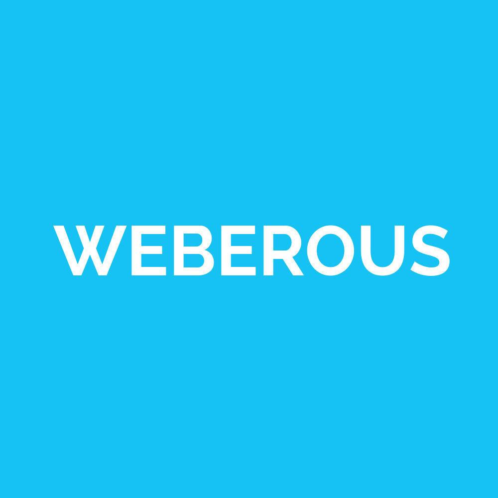 Weberous Logo