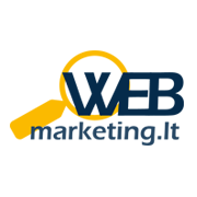 Webmarketing.lt Logo