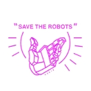 save the robots Logo
