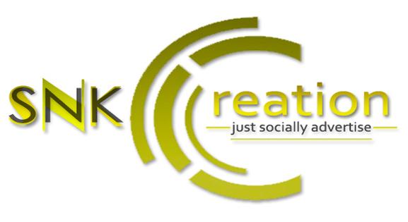 SNK Creation Logo