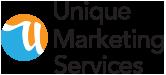 Unique Marketing Services Logo
