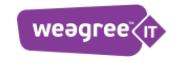 Weegree IT Logo