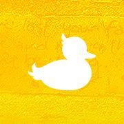 White Ducky