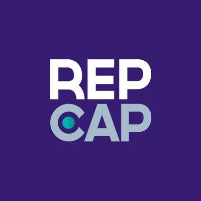 Rep Cap logo