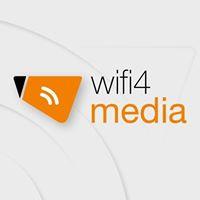 WIFI4MEDIA Logo