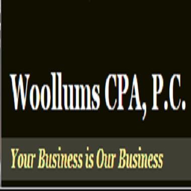 Woollums logo
