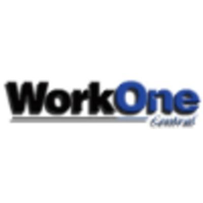 Work One Kokomo Logo