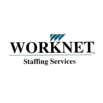 Worknet Staffing Logo