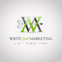 Write Now Marketing, LLC logo