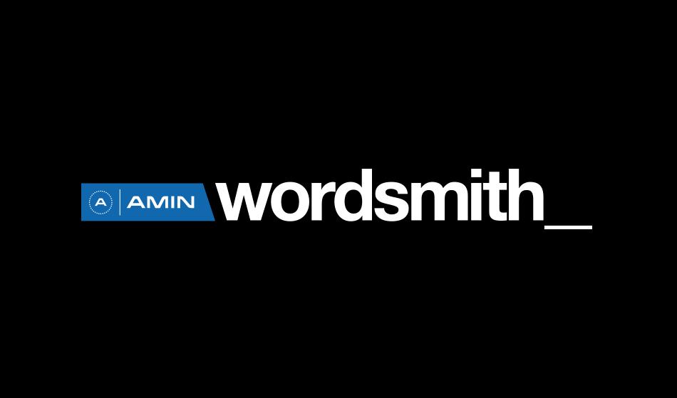 Wordsmith Advertising / AMIN Turkey Logo