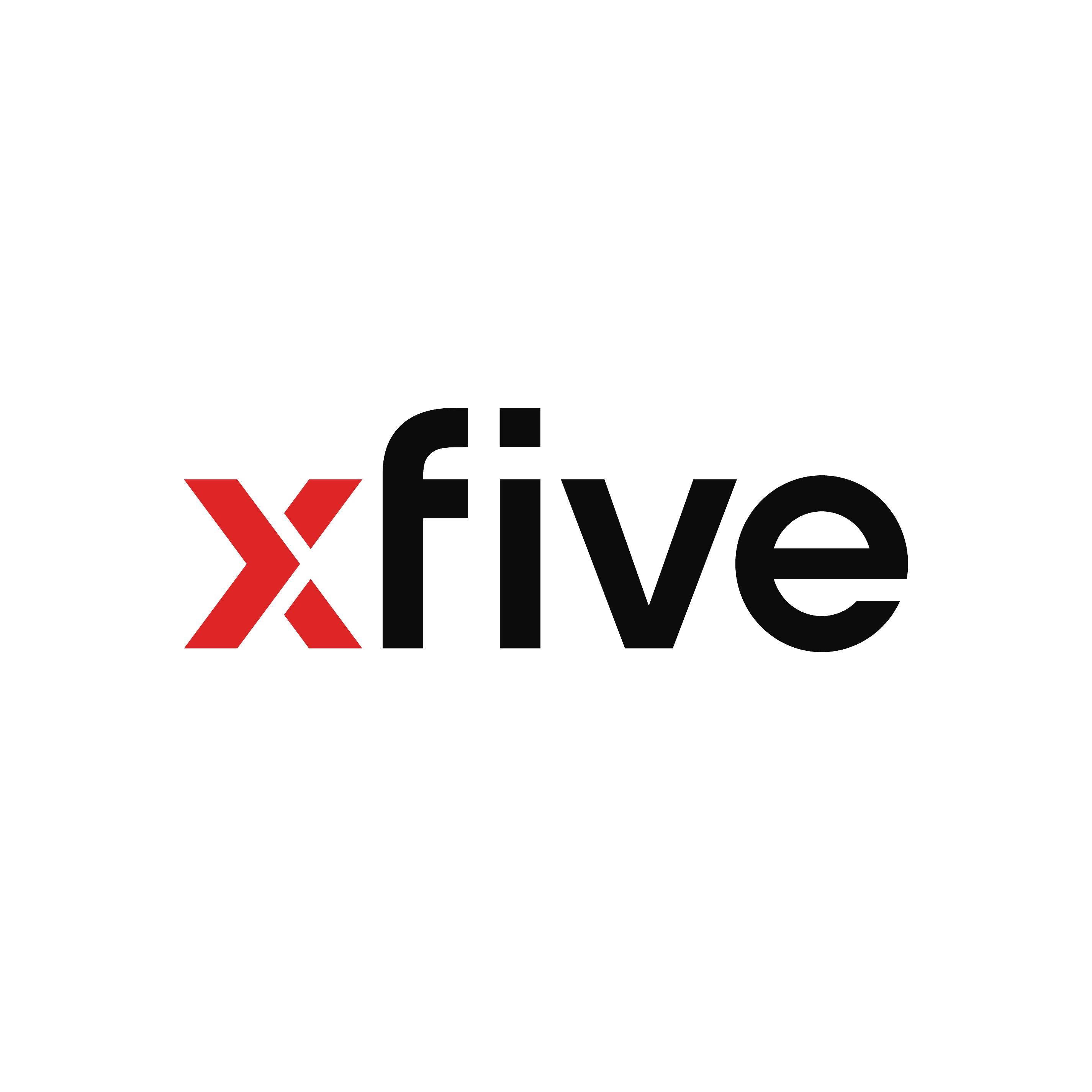 Xfive Logo