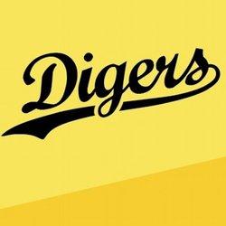 Digers! Logo