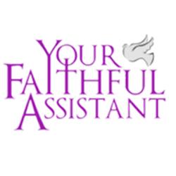 Your Faithful Assistant Logo