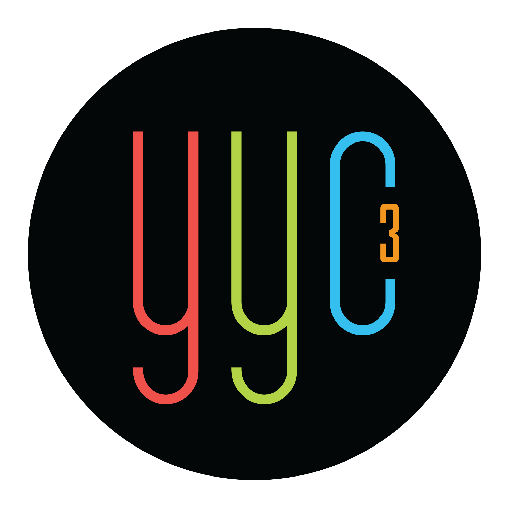 YYC3 Inc. Logo
