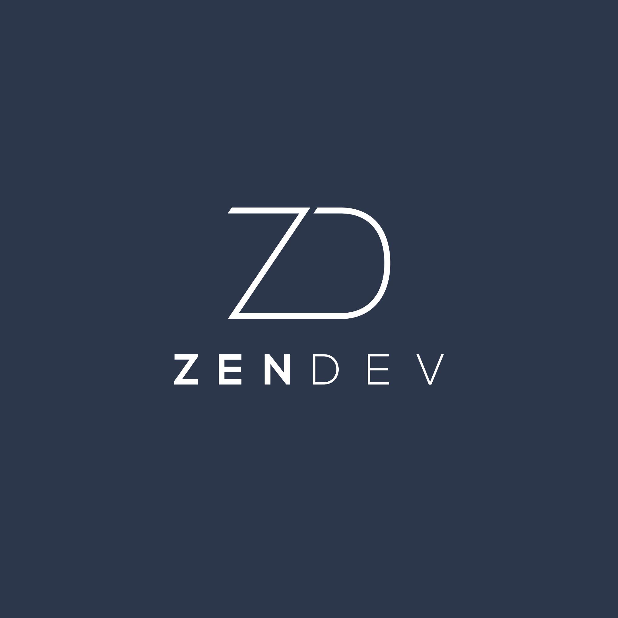 ZenDev AB Logo
