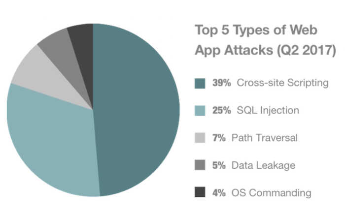 Most Common Web App Vulnerabilities in 2017