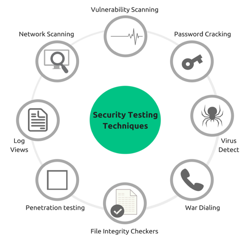 Security testing techniques