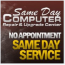 Same Day Computer logo