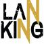 LAN King Logo