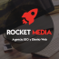 Rocket Media | SEO Agency & Web Design Logo