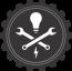 Industrial Resolution Logo