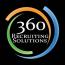 360 Recruiting Solutions LLC Logo
