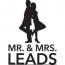 MR and MRS Leads Logo