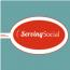Serving Social Digital Marketing Logo