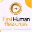 FHR - First Human Resources Logo