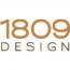 1809 Design logo