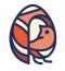 A Big Egg Logo