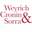 Weyrich, Cronin & Sorra, LLC Logo