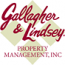 Gallagher and Lindsey, Property Management, Inc. Logo