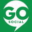 Go Social- communications firm logo