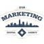 216 Marketing Logo