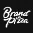 Brand n Pizza Logo