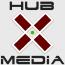 HUBX Media Logo