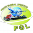 Peace Global Logistics Logo