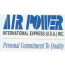 Air Power International Express Logo