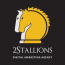2Stallions Digital Marketing Agency Logo