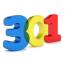 301 Interactive Marketing Logo