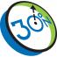 30 Degrees North Logo