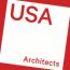USA Architects, Planners + Interior Designers Logo
